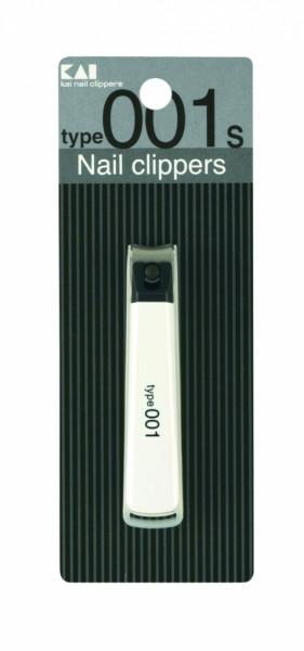 Nagelknipser Type 001S Weiss