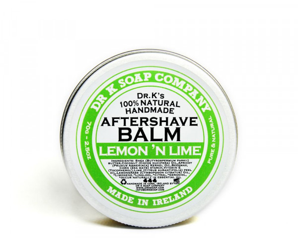 Aftershave Balm Lemon 'n Lime von DR K Soap Company