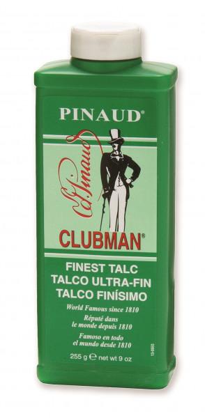 Clubman Pinaud Talc White