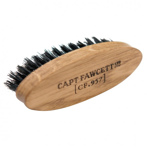 Wild Boar Bristle Moustache Brush