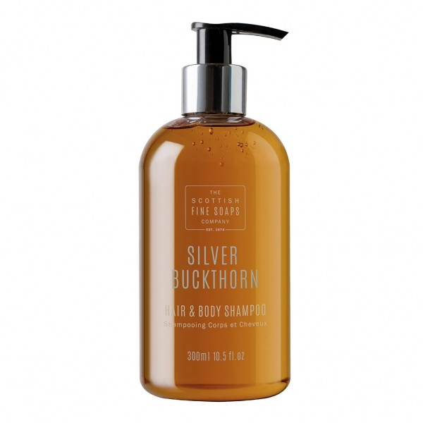 Scottish Fine Soaps Silver Buckthorn Hair & Body Wash