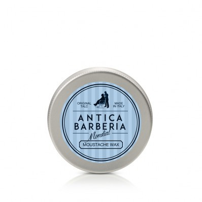 Mondial Antica Barberia Moustache Wax Original Talc