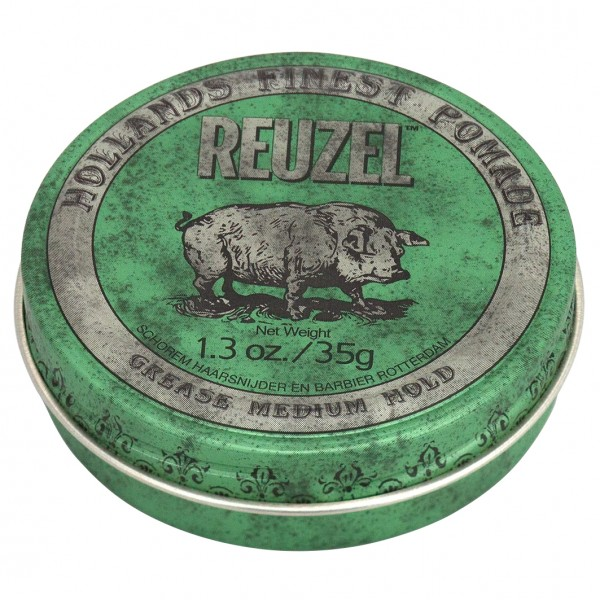 Grease Pomade Green Small