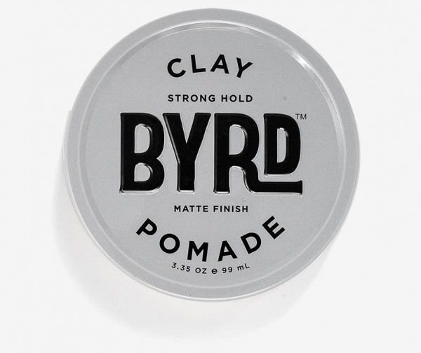 Byrd Clay Pomade Big