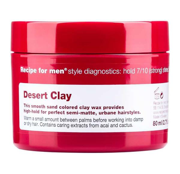 Desert Clay Haarstyling