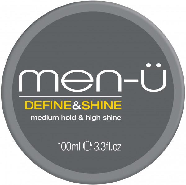 men-ü Define & Shine