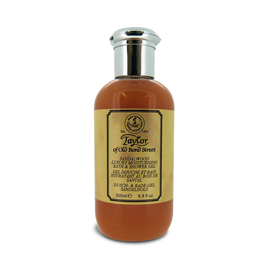 Sandalwood Luxury Bath & Shower Gel