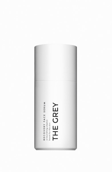 The Grey Men's Skincare Recovery Face Serum Anti Aging Pflege