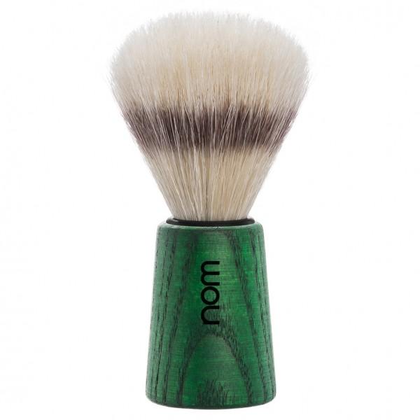 Rasierpinsel THEO reine Borste Green Ash