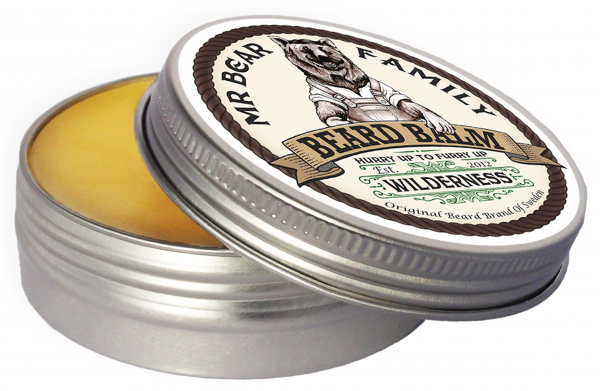 Beard Balm Wilderness