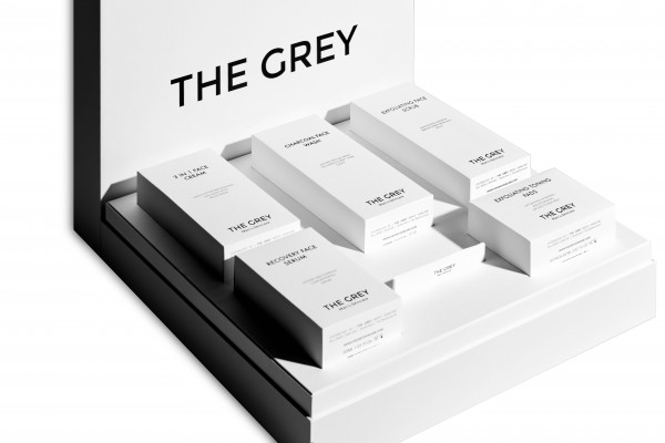 The Grey Men's Skincare Introduction Gift Box