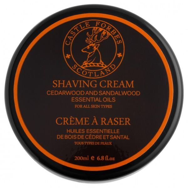 Shaving Cream Cedarwood and Sandalwood