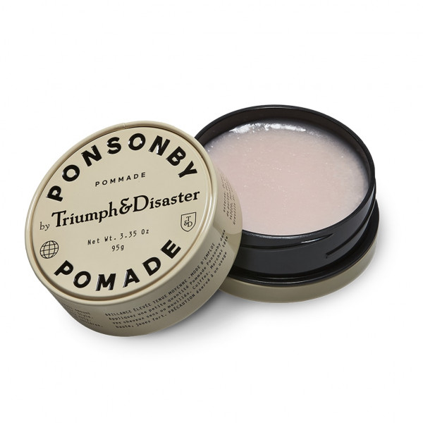 Triumph & Disaster, Ponsonby Pomade Haarpomade Haarstyling
