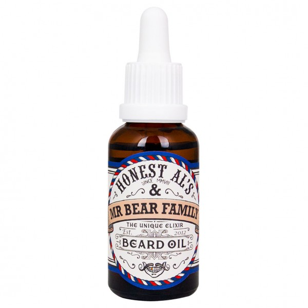 Honest Al Beard Oil