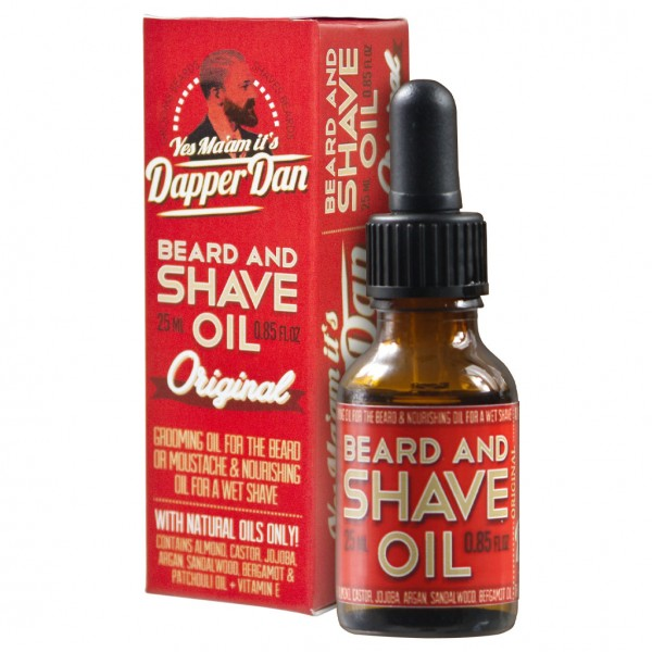 Beard and Shave Oil