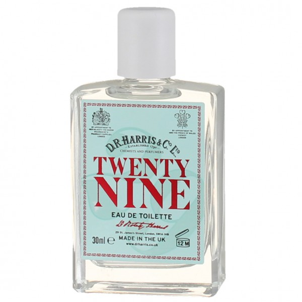 Twenty Nine Eau de Toilette Splash 30 ml