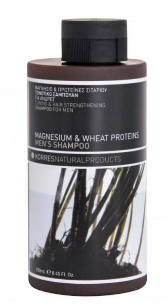 Magnesium & Wheat Proteins Shampoo