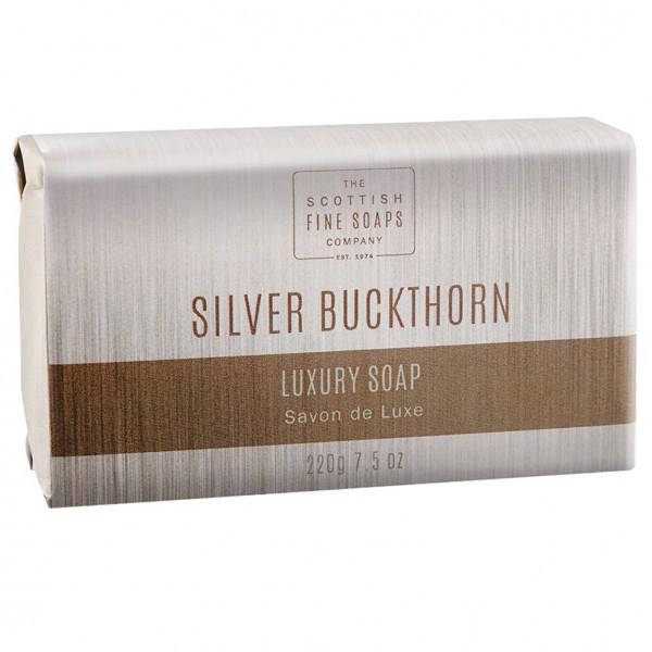 Silver Buckthorn Luxury Soap