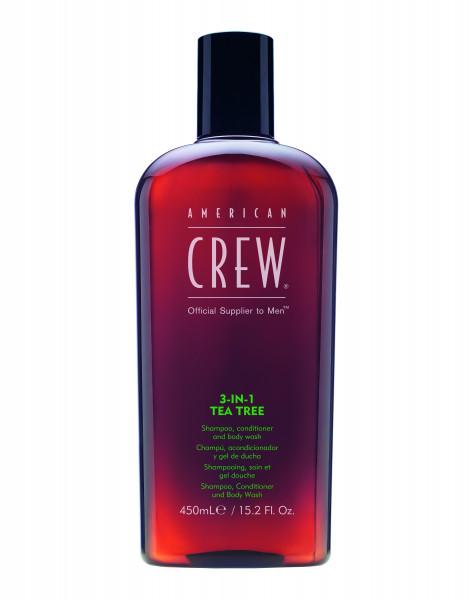 3-IN-1 TEA TREE Shampoo Conditioner Bodywash
