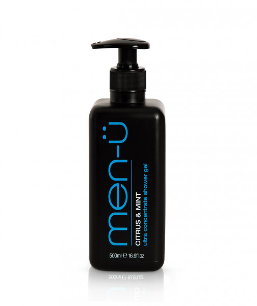 Citrus & Mint Ultra Concentrate Shower Gel