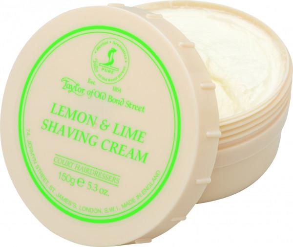 Lemon & Lime Shaving Cream