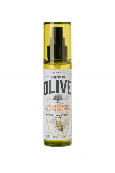 Olive & Honey Body Oil
