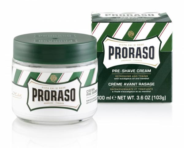 Proraso Pre Shave Cream  Refresh
