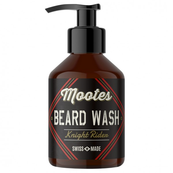 Beard Wash Knight Rider