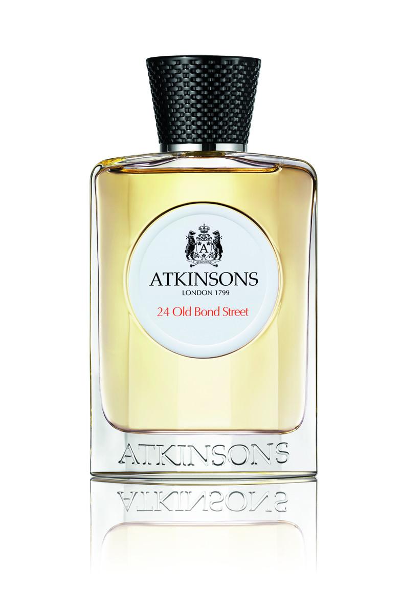 Atkinsons The Emblematic Collection 24 Old Bond Street Eau de Cologne Spray