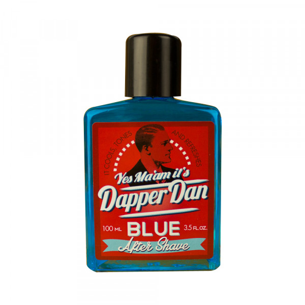 Dapper Dan After Shave Blue