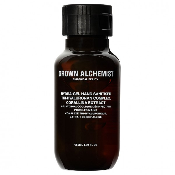 Hydra-Gel Hand Sanitiser: Tri- Hyaluronan Complex & Corallina Extract 50 ml