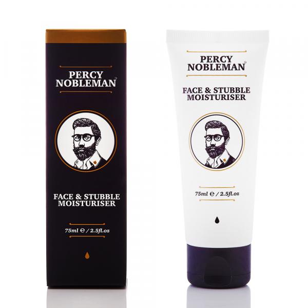 Percy Nobleman Face & Stubble Moisturiser