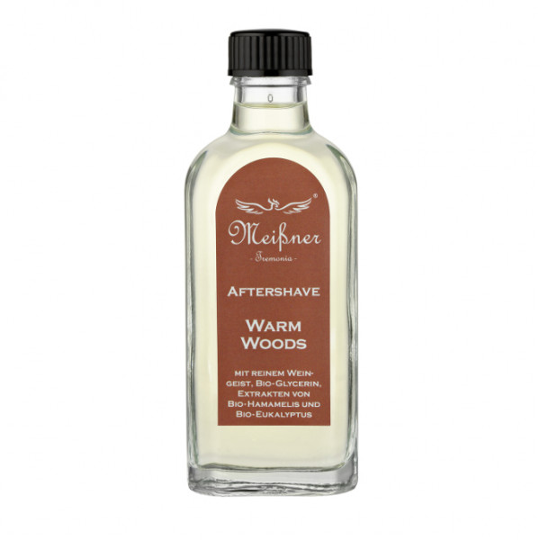 Aftershave Warm Woods