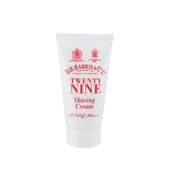 Twenty Nine Trial Size Shaving Cream Tube