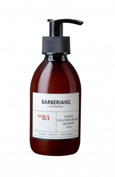 Bart Shampoo Feuchtigkeitsspendendes Bartshampoo