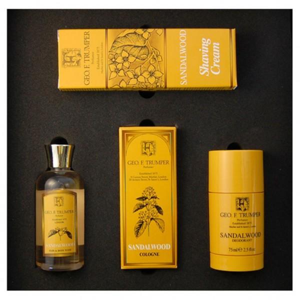 Sandalwood Gift Box