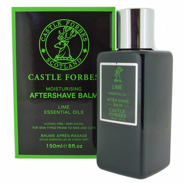 Aftershave Balm Lavender Essential Oils 150 ml