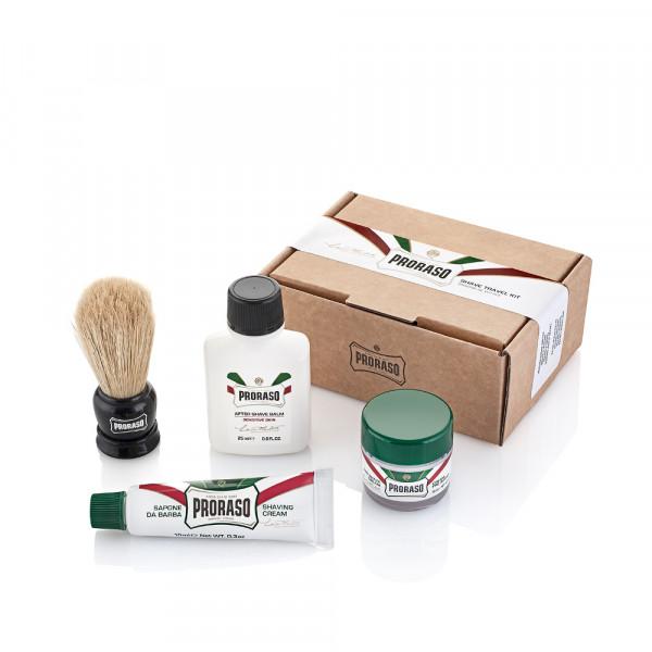 proraso shave travel kit