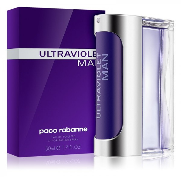Ultraviolet Man Edt Spray 50ml