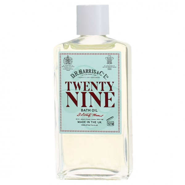 Twenty Nine Bath Oil
