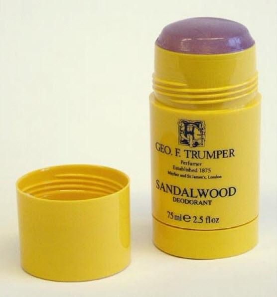 Sandalwood Deodorant Stick