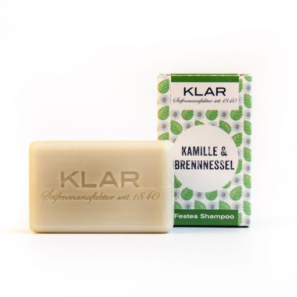 Klar Kamille & Brennnessel Shampoo