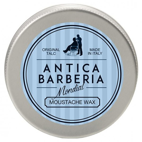Mondial Antica Barberia Moustache Wax Original Talc