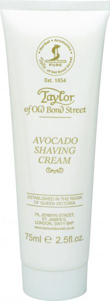 Taylor of Old Bond Street Avocado Luxury Shaving Cream