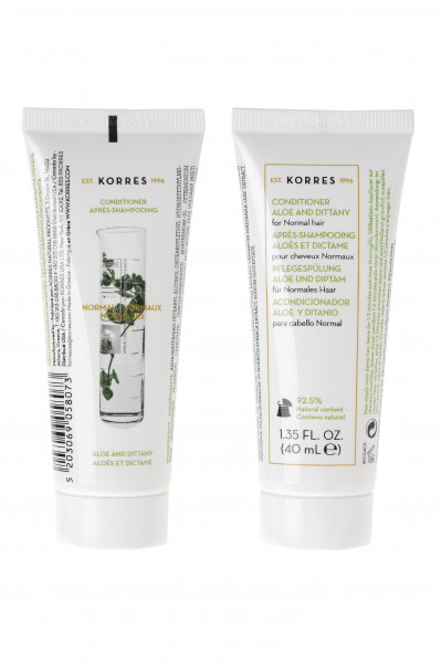 Korres Aloe and Dittany Conditioner Travel