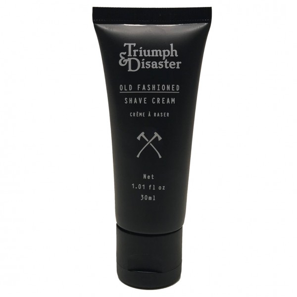 Old Fashioned Shave Cream Travel Size