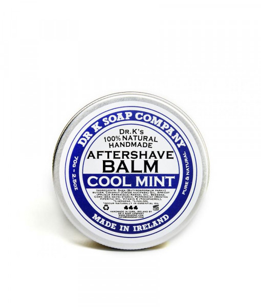 Aftershave Balm Cool Mint von DR K Soap Company