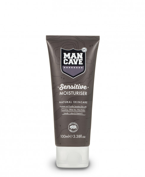 ManCave Sensitive Moisturiser