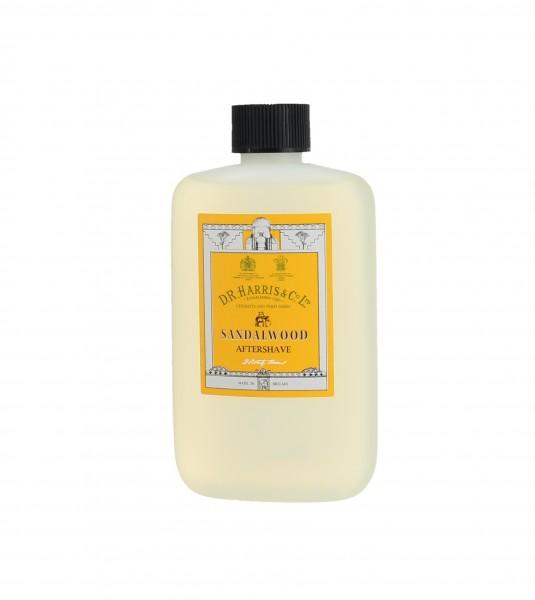 D.R. Harris Sandalwood Aftershave Plastic Bottle