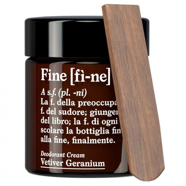 Deodorant Vetiver Geranium